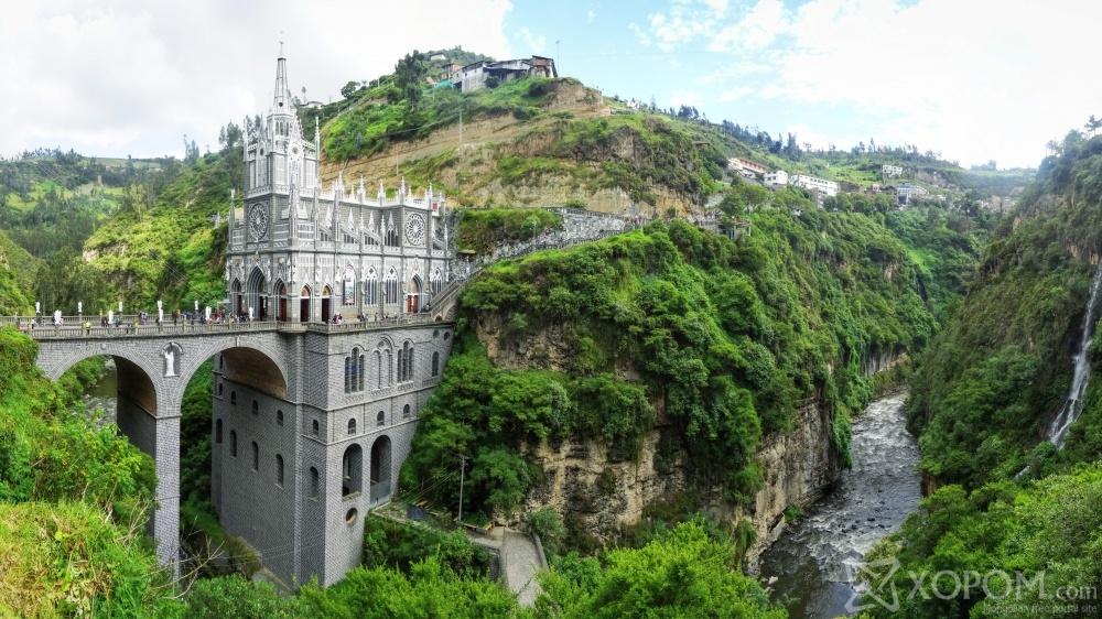 Жуулчид багатай, хамгийн гайхалтай 15 байгалийн үзэсгэлэнт газар 15